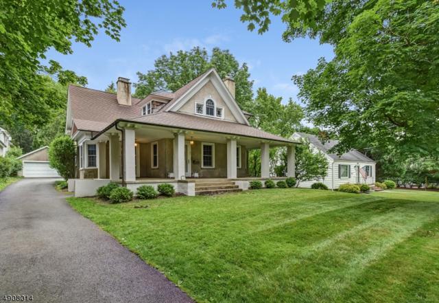 20 W Main St, Mendham Boro, NJ 07945 (MLS #3566677) :: SR Real Estate Group