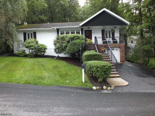 182 Valley View Dr, Rockaway Twp., NJ 07866 (MLS #3566722) :: William Raveis Baer & McIntosh