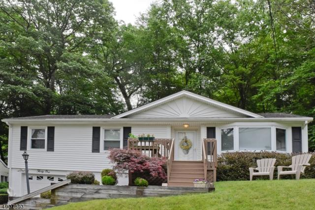 31 Comanche Ave, Rockaway Twp., NJ 07866 (MLS #3566742) :: William Raveis Baer & McIntosh