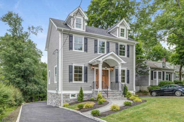 44 Meyersville Rd, Chatham Twp., NJ 07928 (MLS #3566803) :: Coldwell Banker Residential Brokerage