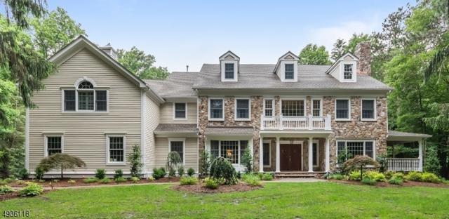 19 Mount Pleasant Rd, Mendham Twp., NJ 07960 (MLS #3566843) :: William Raveis Baer & McIntosh