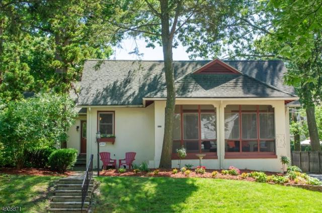 654 Varsity Rd, South Orange Village Twp., NJ 07079 (MLS #3566914) :: Coldwell Banker Residential Brokerage
