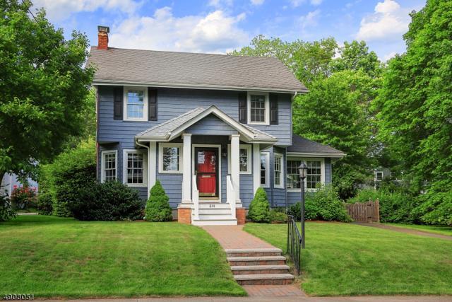 614 Hanford Pl, Westfield Town, NJ 07090 (MLS #3566926) :: SR Real Estate Group