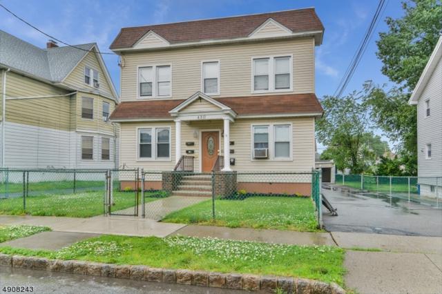430 Cortlandt St, Belleville Twp., NJ 07109 (MLS #3567034) :: William Raveis Baer & McIntosh