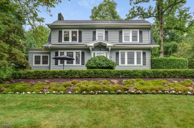 291 Wyoming Ave, Maplewood Twp., NJ 07040 (MLS #3567045) :: William Raveis Baer & McIntosh