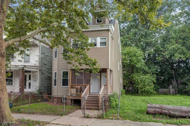 33 N 18Th St #2, East Orange City, NJ 07017 (MLS #3567053) :: William Raveis Baer & McIntosh