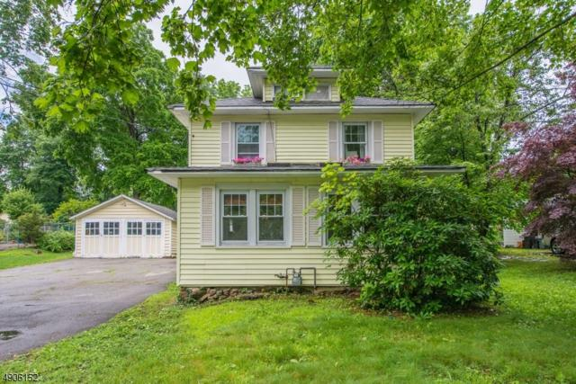 169 Diamond Spring Rd, Denville Twp., NJ 07834 (MLS #3567245) :: SR Real Estate Group