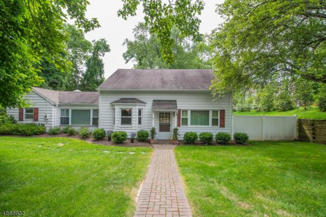 685 River Rd, Chatham Twp., NJ 07928 (MLS #3567250) :: Coldwell Banker Residential Brokerage