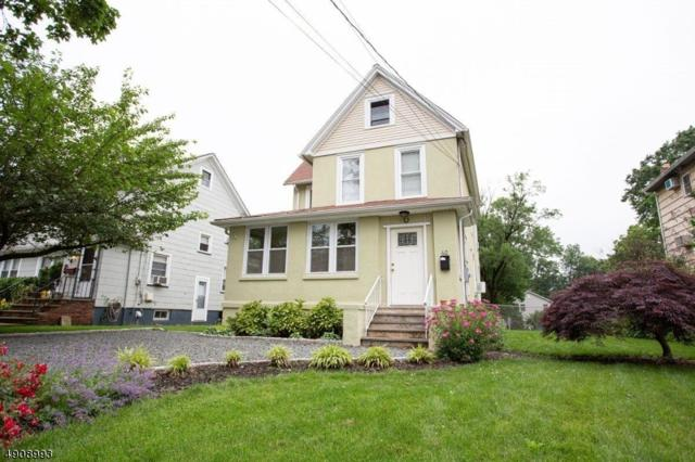 60 Burnside Ave, Cranford Twp., NJ 07016 (MLS #3567556) :: SR Real Estate Group