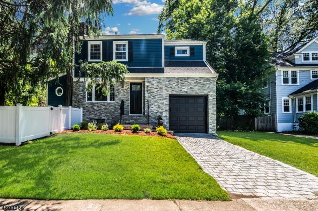 659 Hillcrest Ave, Westfield Town, NJ 07090 (MLS #3567737) :: Coldwell Banker Residential Brokerage