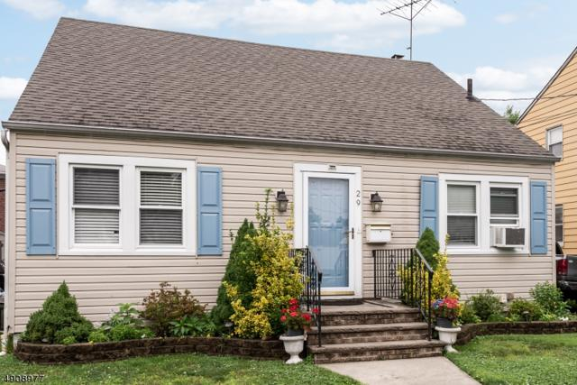 27 Charles St, Belleville Twp., NJ 07109 (MLS #3567765) :: William Raveis Baer & McIntosh