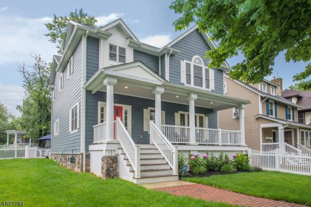 126 Midland Ave, Montclair Twp., NJ 07042 (MLS #3568032) :: Coldwell Banker Residential Brokerage