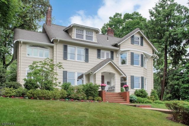 124 N Mountain Ave, Montclair Twp., NJ 07042 (MLS #3568102) :: Coldwell Banker Residential Brokerage