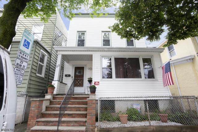 22 Dean St, West Orange Twp., NJ 07052 (MLS #3568216) :: Coldwell Banker Residential Brokerage