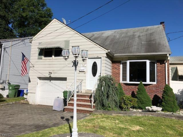 617 Livingston Rd, Linden City, NJ 07036 (MLS #3568242) :: The Dekanski Home Selling Team