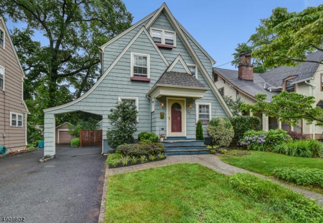 12 Craig Pl, Cranford Twp., NJ 07016 (#3568267) :: The Force Group, Keller Williams Realty East Monmouth