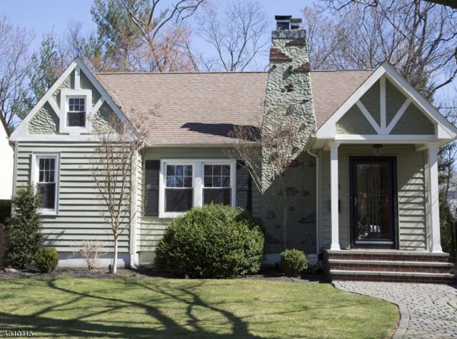 953 Summit Ave, Westfield Town, NJ 07090 (MLS #3568735) :: Coldwell Banker Residential Brokerage