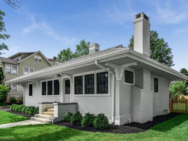 58 James St Unit 1, Montclair Twp., NJ 07042 (MLS #3568818) :: Coldwell Banker Residential Brokerage