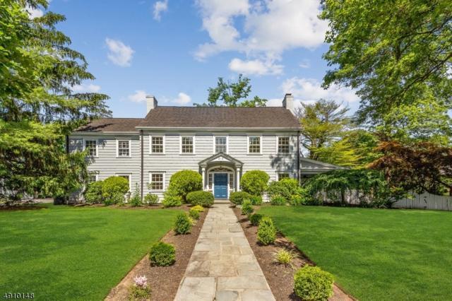 212 Midland Ave, Montclair Twp., NJ 07042 (MLS #3568825) :: Coldwell Banker Residential Brokerage