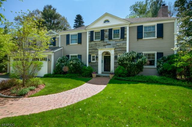 55 Cambridge Dr, Millburn Twp., NJ 07078 (MLS #3568868) :: Coldwell Banker Residential Brokerage