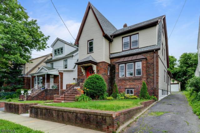 20 Wyndmoor Ave, Newark City, NJ 07112 (MLS #3568913) :: William Raveis Baer & McIntosh
