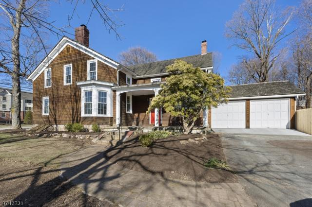 111 Main St Succ, Roxbury Twp., NJ 07876 (MLS #3569149) :: William Raveis Baer & McIntosh