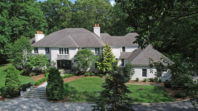 106 Ravine Lake Rd, Bernardsville Boro, NJ 07924 (MLS #3569738) :: The Debbie Woerner Team