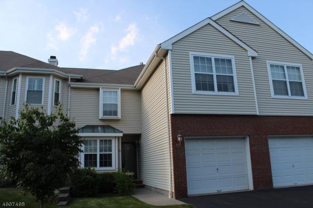 12 Royce Brook Ct #12, Clinton Twp., NJ 08801 (MLS #3569907) :: Zebaida Group at Keller Williams Realty
