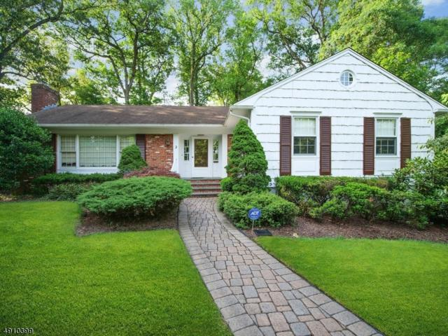 3 Coleridge Rd, Millburn Twp., NJ 07078 (MLS #3571017) :: William Raveis Baer & McIntosh