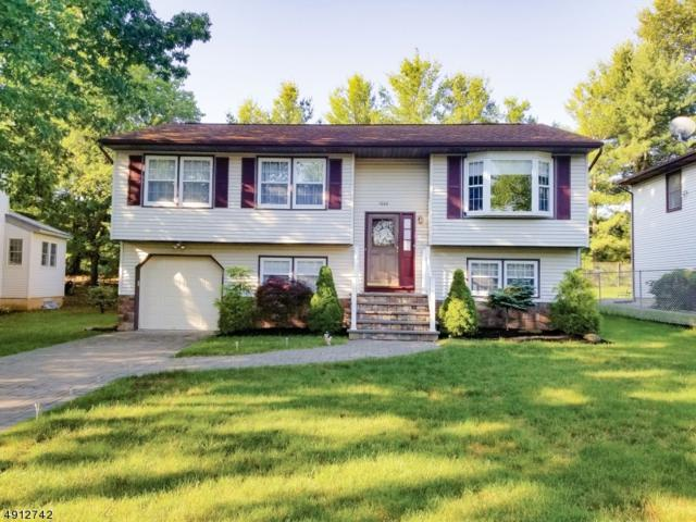 1000 Sioux Ave, Parsippany-Troy Hills Twp., NJ 07034 (MLS #3571056) :: The Debbie Woerner Team