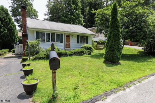 41 Ellen Dr, Rockaway Twp., NJ 07866 (MLS #3571740) :: REMAX Platinum