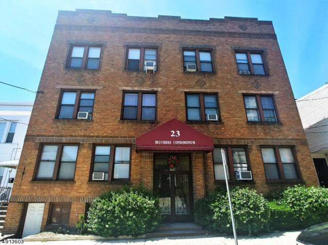 23 Belvidere Ave #22, Jersey City, NJ 07304 (MLS #3571779) :: The Dekanski Home Selling Team
