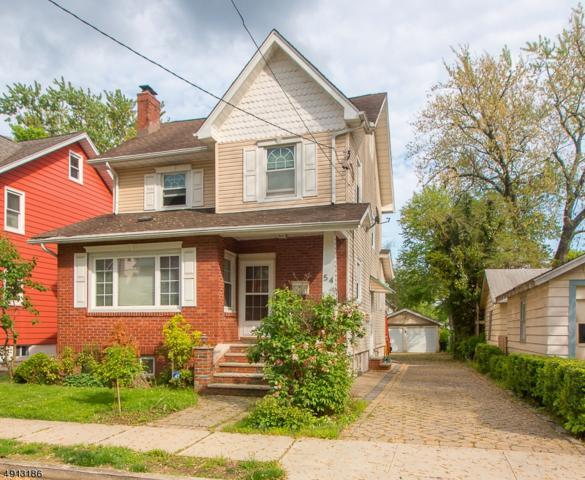 54 Hudson Ave, Maplewood Twp., NJ 07040 (MLS #3571928) :: Weichert Realtors