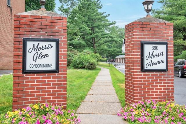 390 Morris Ave Unit 10 #10, Summit City, NJ 07901 (MLS #3571988) :: The Sue Adler Team