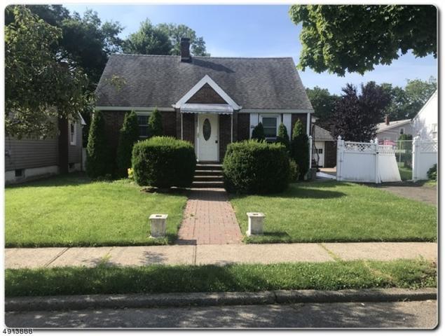 168 Fencsak Ave, Elmwood Park Boro, NJ 07407 (MLS #3572055) :: William Raveis Baer & McIntosh