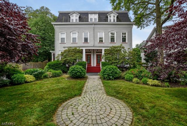 128 Linden Ave Unit 1 #1, Glen Ridge Boro Twp., NJ 07028 (MLS #3572084) :: Coldwell Banker Residential Brokerage