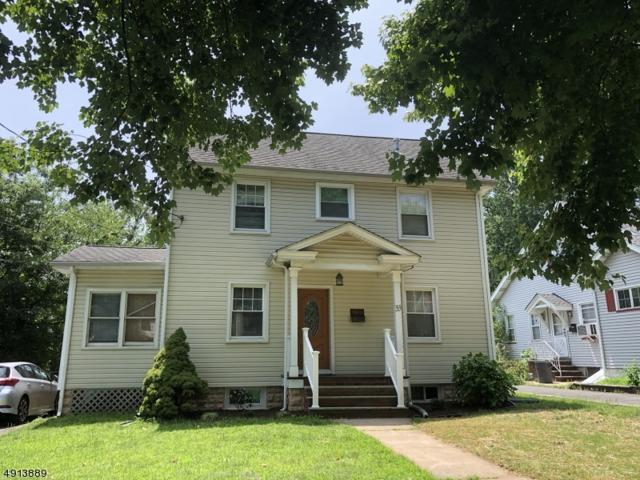 33 Elizabeth Ave, Cranford Twp., NJ 07016 (#3572103) :: Daunno Realty Services, LLC