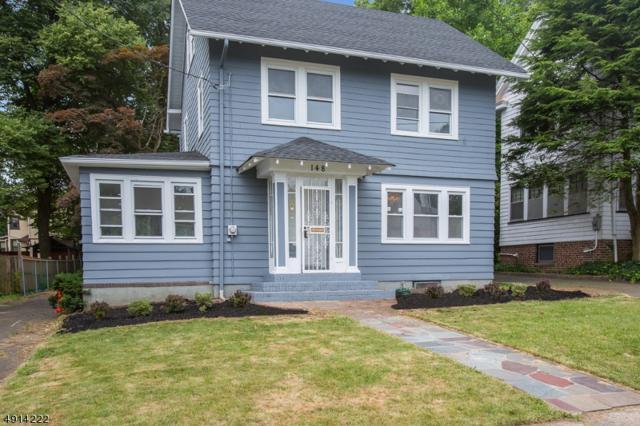 148 Clairmont Ter, City Of Orange Twp., NJ 07050 (MLS #3572448) :: REMAX Platinum