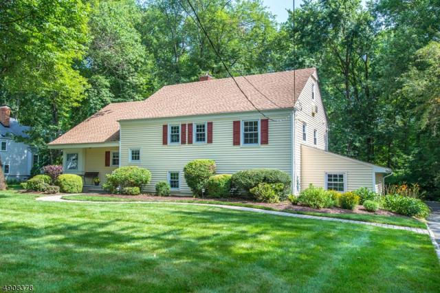 75 Chimney Ridge Dr, Morris Twp., NJ 07960 (MLS #3572573) :: The Debbie Woerner Team