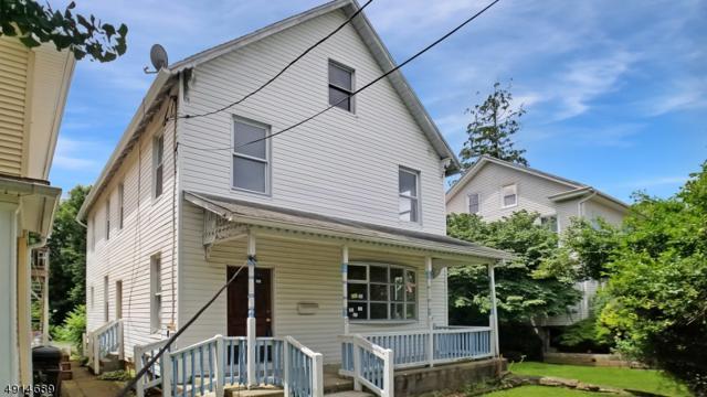 37 Broad St, Washington Boro, NJ 07882 (#3572809) :: Jason Freeby Group at Keller Williams Real Estate
