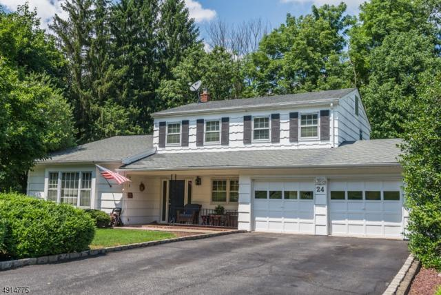 24 Pondview Rd, Parsippany-Troy Hills Twp., NJ 07950 (MLS #3572922) :: The Debbie Woerner Team