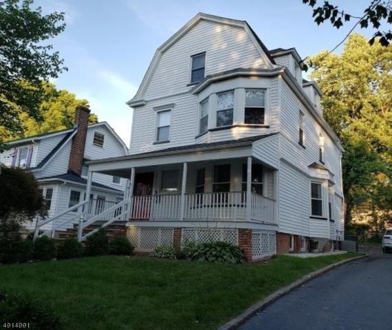 88 Riggs Pl, South Orange Village Twp., NJ 07079 (MLS #3573107) :: The Debbie Woerner Team