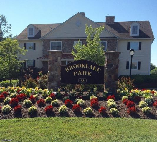 58 Brooklake Rd #8, Florham Park Boro, NJ 07932 (MLS #3573150) :: Pina Nazario