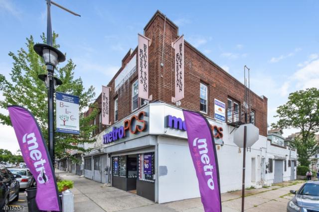1008 Bergen St #4, Newark City, NJ 07112 (MLS #3573173) :: Mary K. Sheeran Team