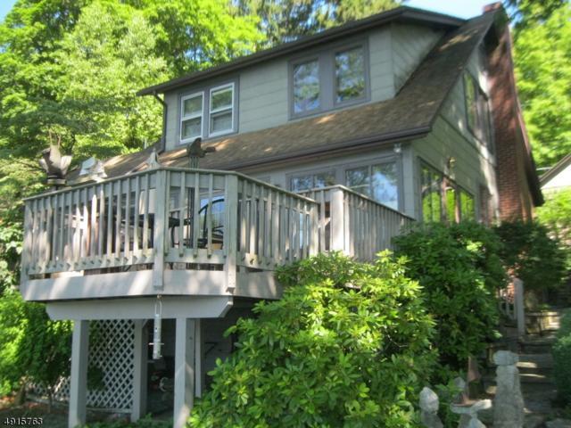 96 Lower North Shore Rd, Frankford Twp., NJ 07826 (MLS #3573787) :: The Sue Adler Team