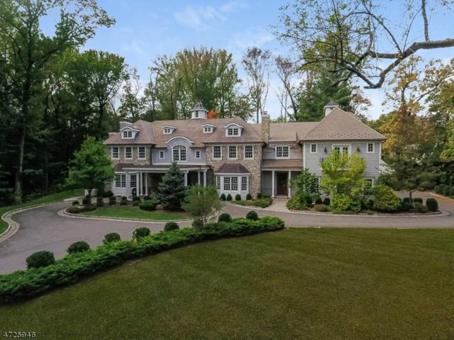 101 Old Short Hills Rd, Millburn Twp., NJ 07078 (MLS #3574274) :: The Dekanski Home Selling Team