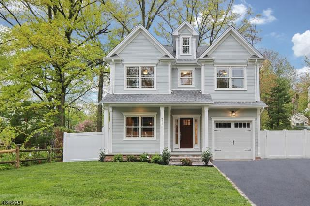 811 Fairacres Ave, Westfield Town, NJ 07090 (#3574480) :: Daunno Realty Services, LLC
