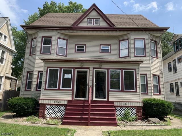 1145 Fulton St, Rahway City, NJ 07065 (MLS #3574659) :: Mary K. Sheeran Team