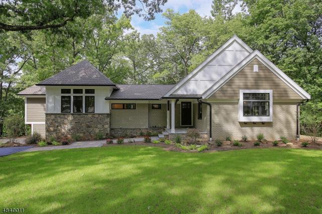99 Oakridge Ln, Watchung Boro, NJ 07069 (MLS #3574665) :: Zebaida Group at Keller Williams Realty