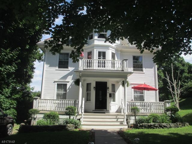 4 Linwood Ave, Newton Town, NJ 07860 (MLS #3575524) :: William Raveis Baer & McIntosh